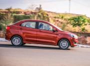 2018 Ford Aspire image Side Profile