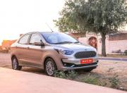 2018 Ford Aspire Side Profile 2