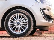 2018 Ford Aspire alloy wheel