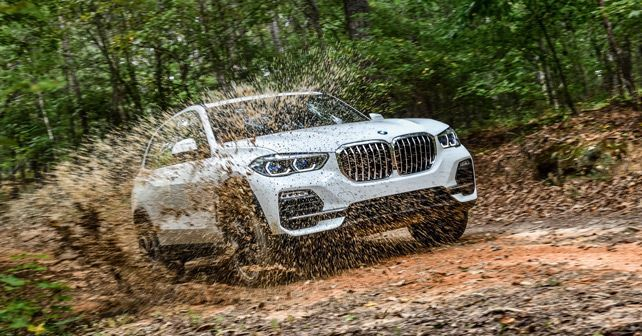 2019 Bmw X5 Offroad Review1