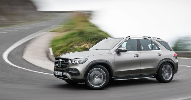 2020 Mercedes Benz GLE Unveiled Global M