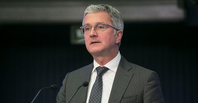 Ex-Audi CEO Rupert Stadler