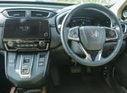 Honda CR V Diesel Interior