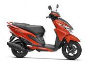 Honda Grazia Image Gallery 12