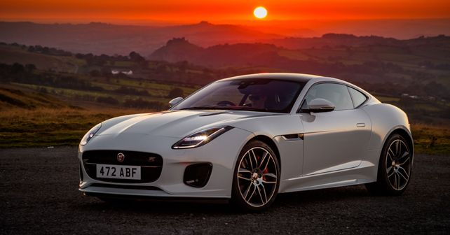 Jaguar F Type Chequered Flag Special Edition 2