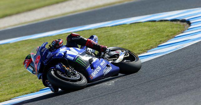 Maverick Vinales Wins Australian GP