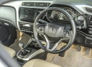 New Honda City Steering Wheel
