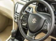 New Maruti Suzuki Ciaz steering wheel