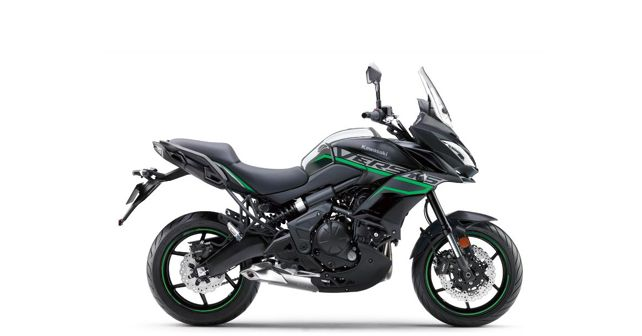 2019 Kawasaki Versys 650 Side Profile
