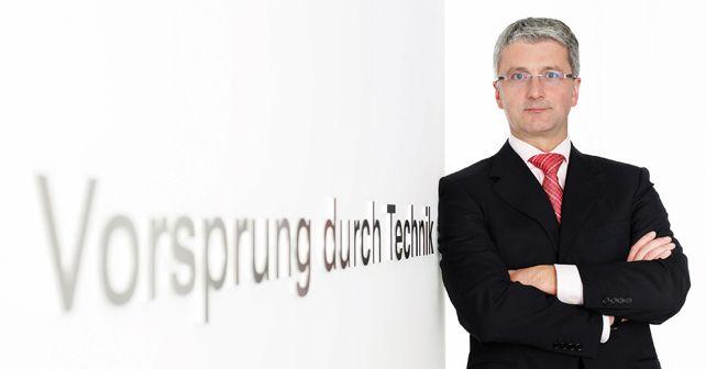 Rupert Stadler Volkswagen Severs Ties With Former Audi CEO Amid Diesel Gate