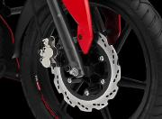 TVS Apache RTR 160 4V image alloy wheels 4