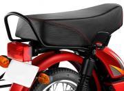 TVS XL 100 Comfort image long seat 1