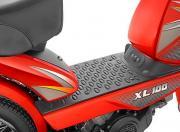 TVS XL 100 Comfort image long seat 15