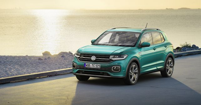 VW T-Cross global debut