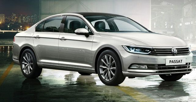 Volkswagen The All New Passat