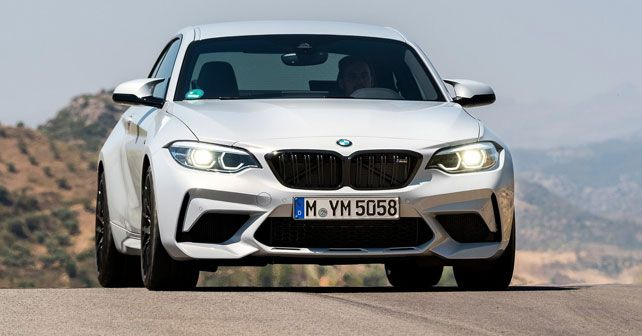 Bmw M2 Front Action