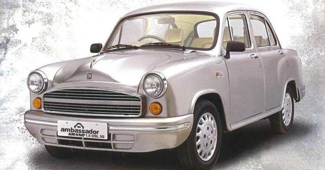 Hindustan Motors Ambassador Grand