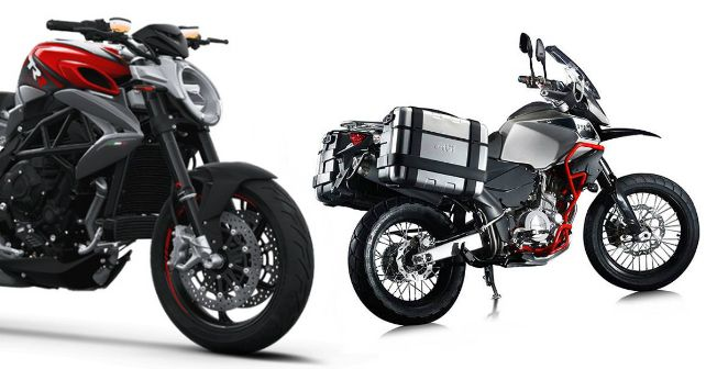 Motorcycle Launches In October Brutale 800rr Swm Superdual T M