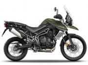 triumph tiger 800 xcx green matt black 1526635700