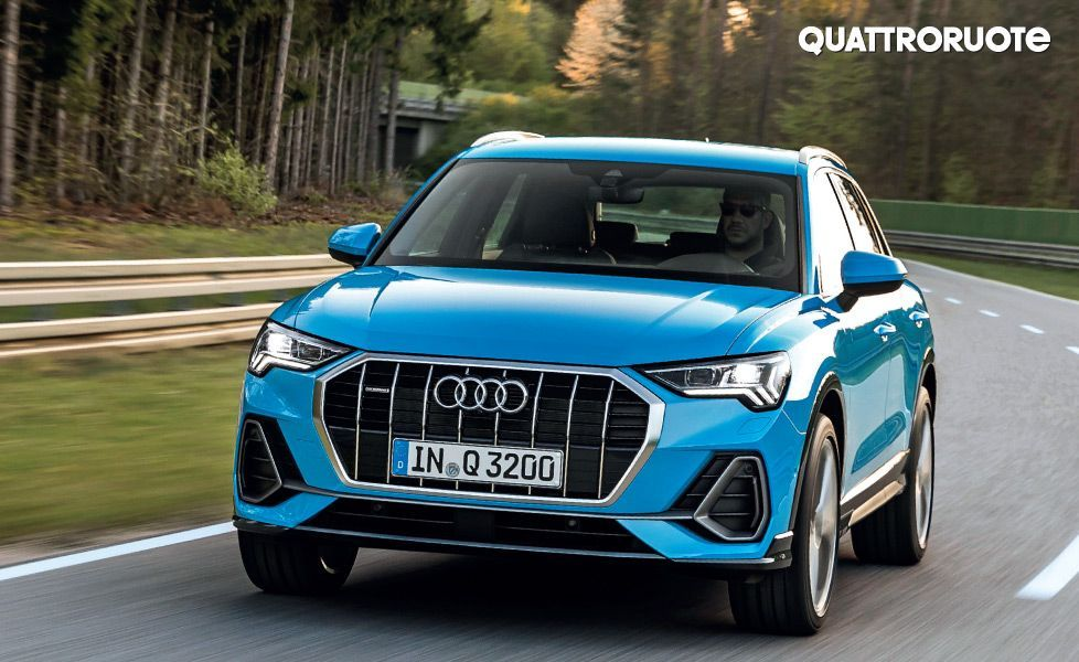 New 2019 Audi Q3 Photos Pictures Image Gallery Autox