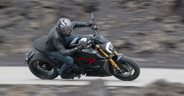 2019 Ducati Diavel 1260 S Showcased Eicma M