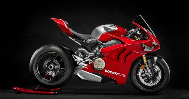 2019 Ducati Panigale V4 India Launch Static M