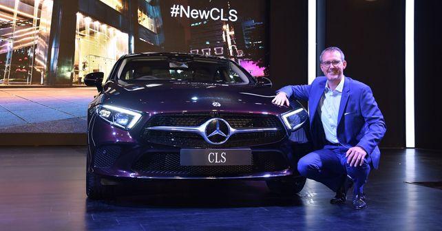 2019 Mercedes Benz CLS India Launch