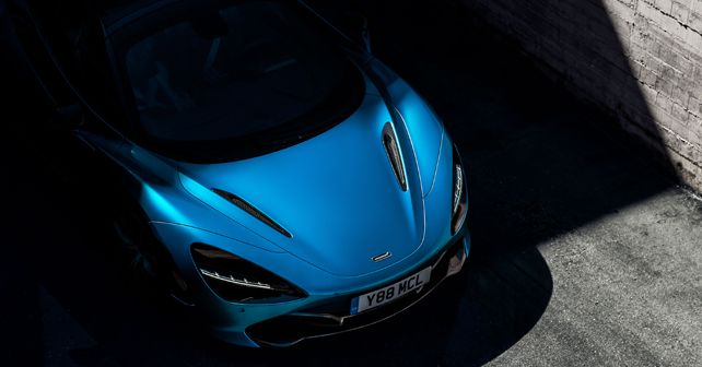 New McLaren supercar teaser
