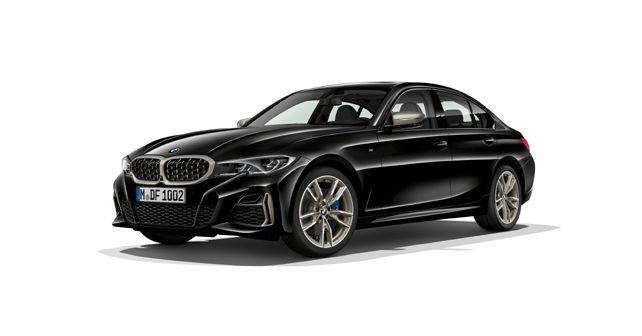 BMW M340i xDrive front quarter