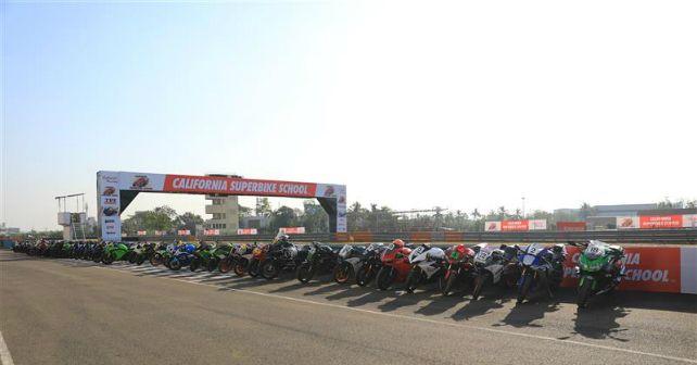 CSS California Superbike School India M1