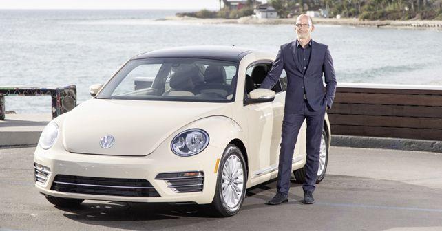 VW Beetle Final Edition at the 2018 LA Auto Show