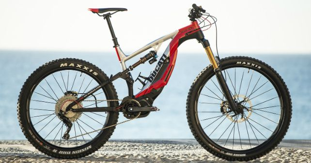 Ducati MIG RR Electric Mountain Bike M