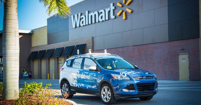 Ford Walmart 1