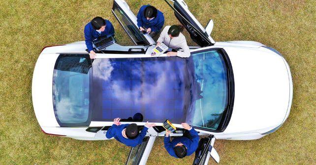 Hyundai Kia Solar Panel