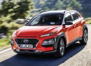 Hyundai Tucson Front Three Quarter Motion