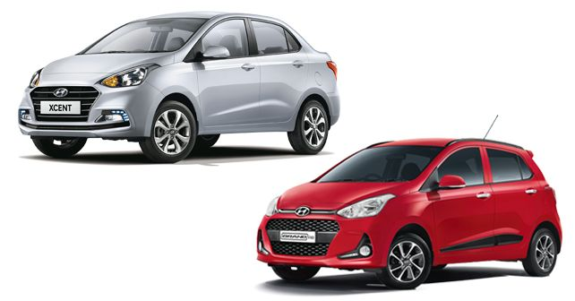Hyundai Xcent And Grand I10 Updated With More Features Autox
