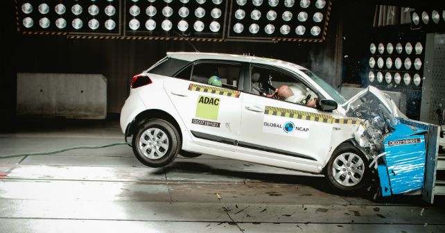 Hyundaii20 Global Ncap Crash Test Ratings M