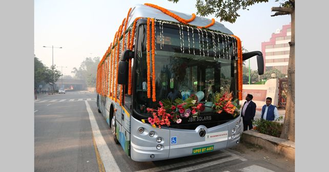 JBM Solaris Electric Bus ECO LIFE