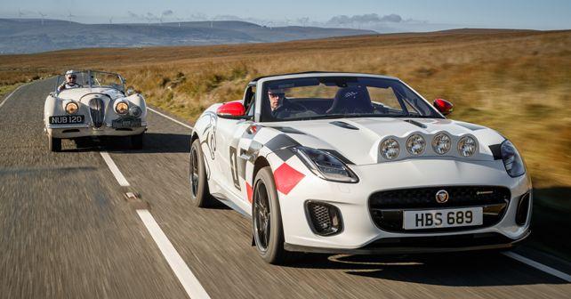 Jaguar F Type Rally Edition
