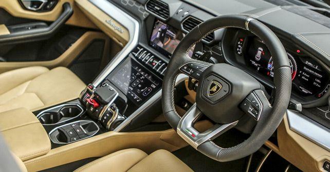Lamborghini Urus Track Test Autox