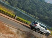 Mahindra Alturas G4 review static image rear three quarter