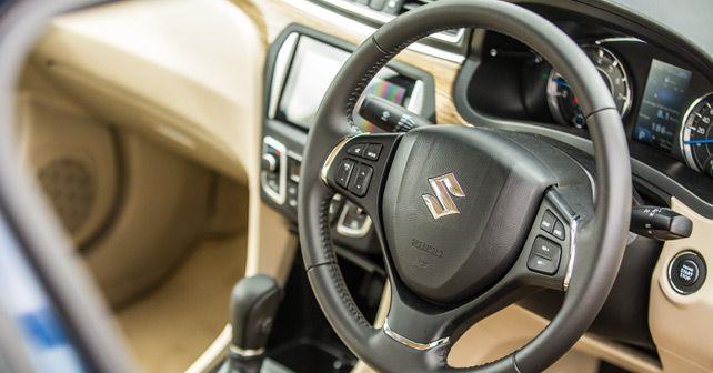 Maruti Suzuki Ciaz Steering Wheel