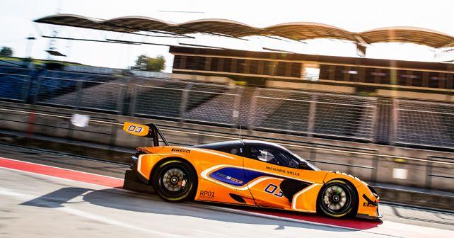 McLaren 720S GT3 Side