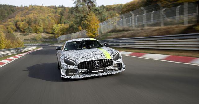 Mercedes Benz AMG GT R Pro
