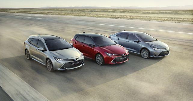 New Gen Toyota Corolla Family