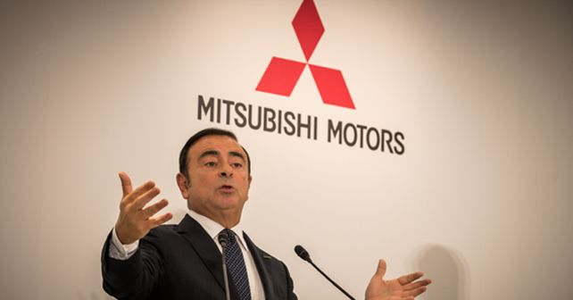 Nissan Mitsubishi Carlos Ghosn