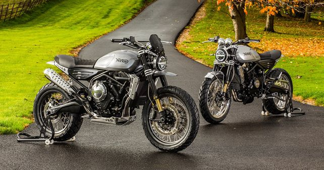 Norton Atlas 650 Nomad And Ranger