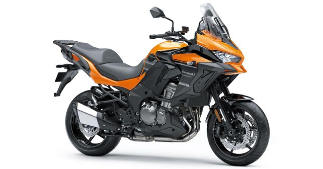 MY20 Kawasaki Versys 1000
