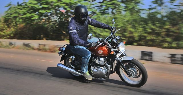 Royal Enfield Interceptor 650 India Launch