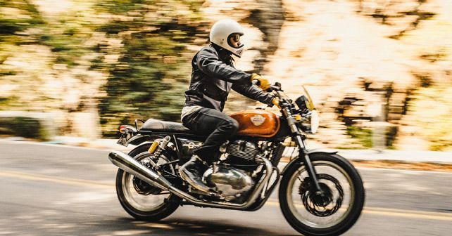 Royal Enfield Interceptor INT 650 Dynamic